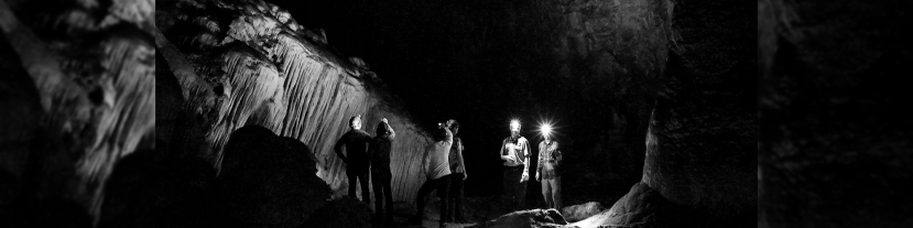 Caving in Southern New Mexico